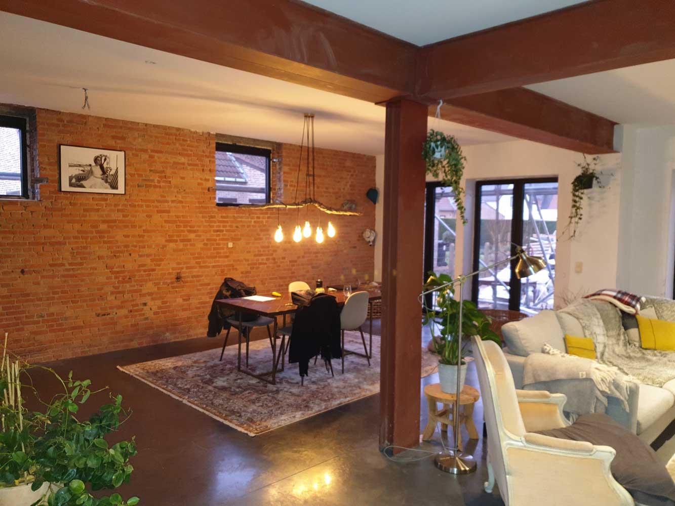 Woning renovatie Aannemer verbouwingen en renovaties - Entrepreneur transformations et rénovations