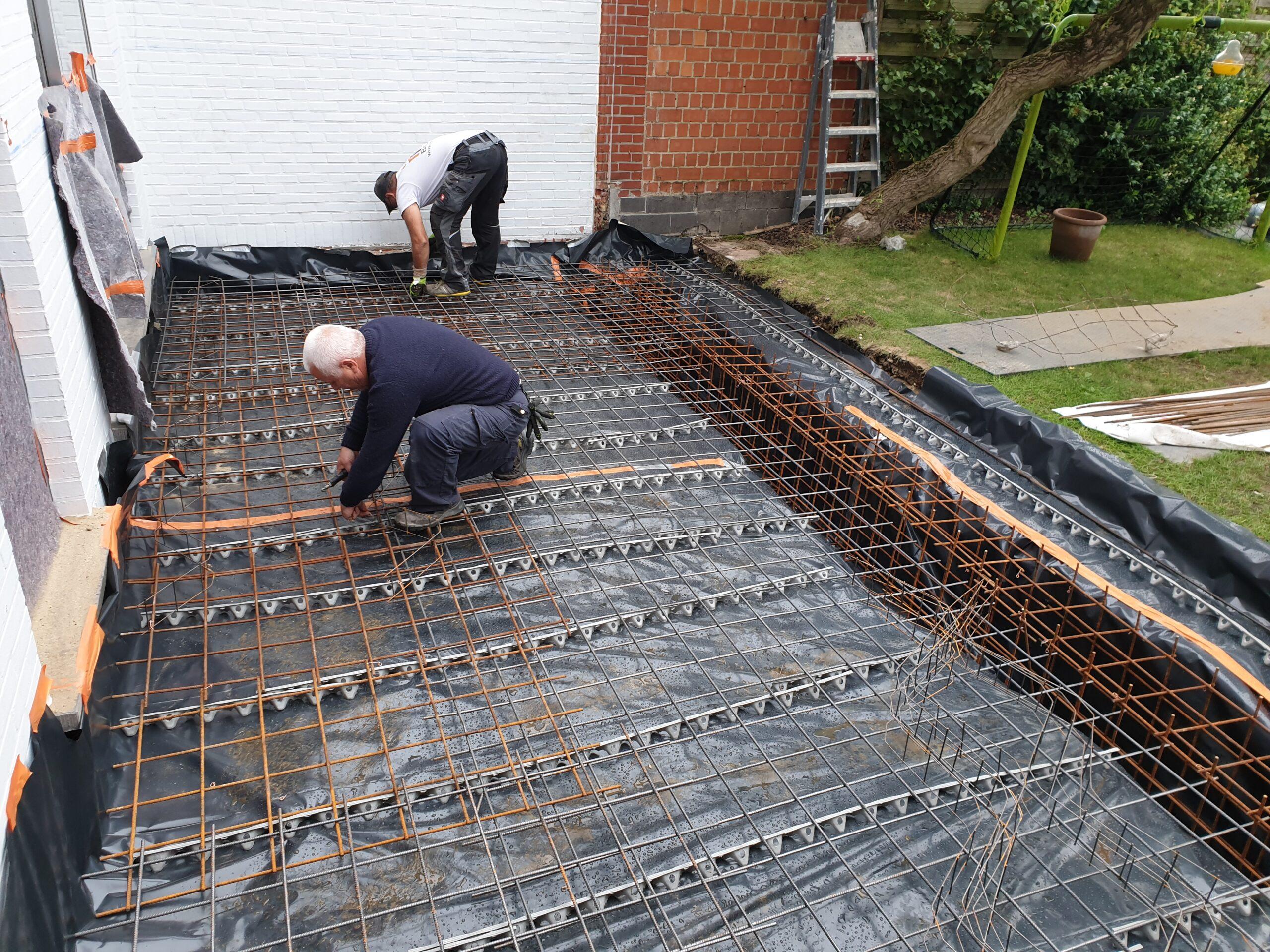 Aanbouw, uitbouw, - Aannemer verbouwingen en renovaties - Entrepreneur transformations et rénovations